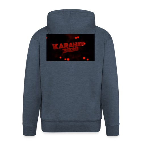 IMG 20180119 WA0000 - Männer Premium Kapuzenjacke