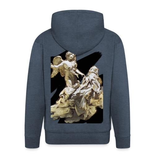 Éxtasis de Santa teresa - Chaqueta con capucha premium hombre