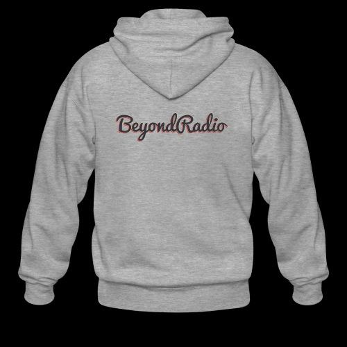 BeyondRadio Sytle - Männer Premium Kapuzenjacke