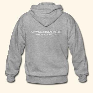 Stavanger Dykkerklubb - Premium Hettejakke for menn