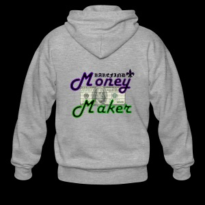 RF MONEY MAKER - Men's Premium Hooded Jacket