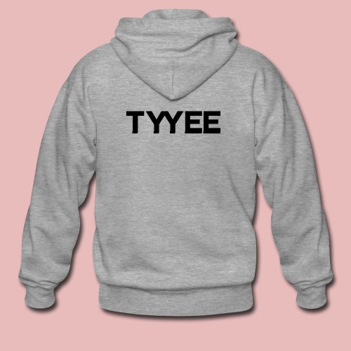TYYEE - Rozpinana bluza męska z kapturem Premium