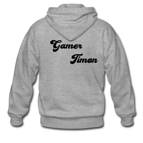 GamerTimon - Men's Premium Hooded Jacket