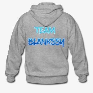 TEAM BLANKSSY - Men's Premium Hooded Jacket