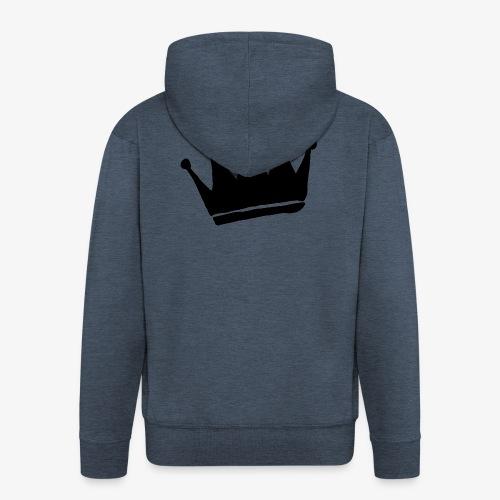 Corona - Chaqueta con capucha premium hombre