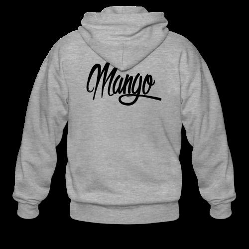 Mango Black Design Women - Mannenjack Premium met capuchon