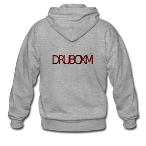 Druboxm - Men's Premium Hooded Jacket