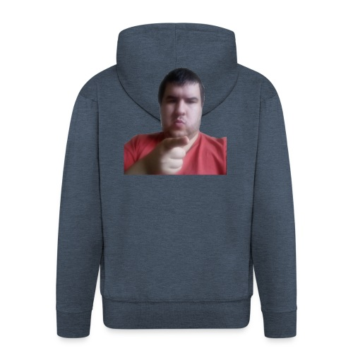 reecewNo - Men's Premium Hooded Jacket