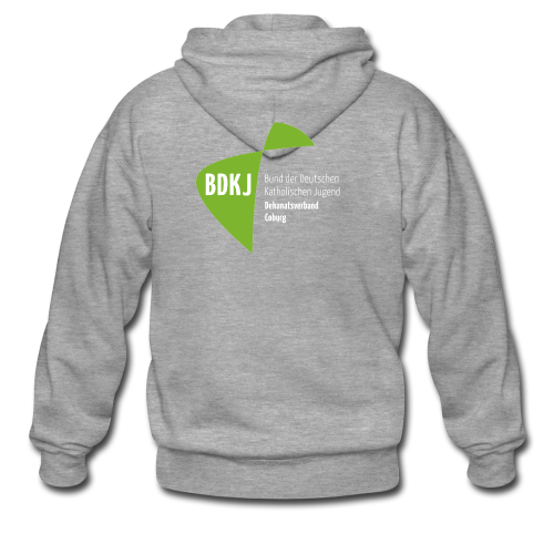 BDKJ Logo Transparenz - Männer Premium Kapuzenjacke