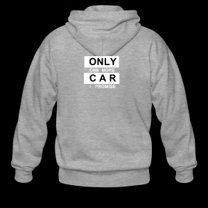 Only One More Car I Promise - Männer Premium Kapuzenjacke