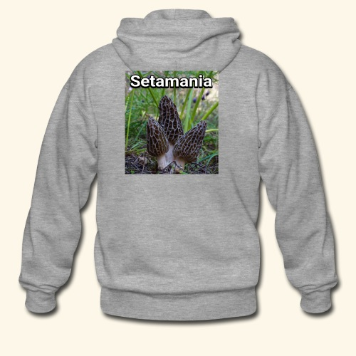 Colmenillas setamania - Chaqueta con capucha premium hombre
