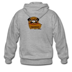 pugformers - Men's Premium Hooded Jacket