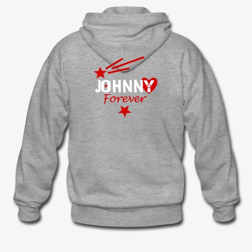 Johnny forever - Veste à capuche Premium Homme