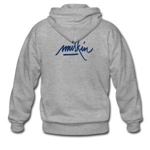 """T-Shirt """"Miskin"""" - Veste à capuche Premium Homme"""