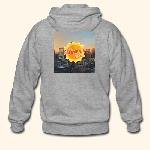 California Spirit City - Veste à capuche Premium Homme