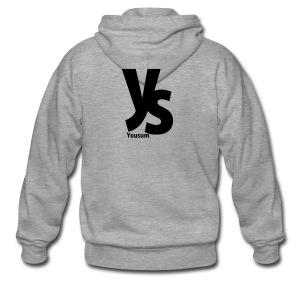 Yousum sweater - Mannenjack Premium met capuchon