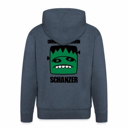 Fonster unnatural born Schanzer - Männer Premium Kapuzenjacke