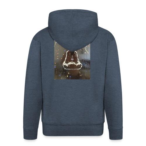 catharbookimage - Men's Premium Hooded Jacket