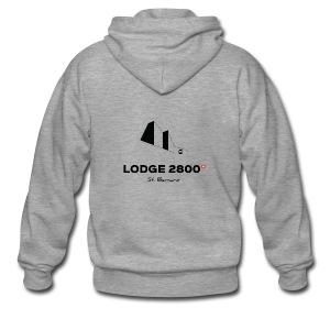 Lodge 2800 - Veste à capuche Premium Homme