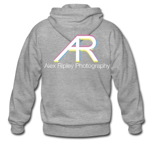 AR Photography - Men's Premium Hooded Jacket