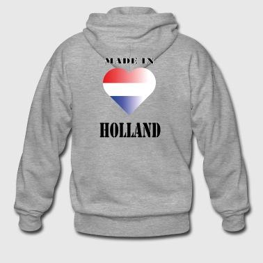 Made in Holland - Premium-Luvjacka herr