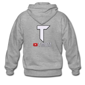 Twizz Youtube - Men's Premium Hooded Jacket