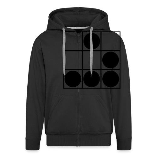 Glider - Das Hacker Community Symbol - Men's Premium Hooded Jacket