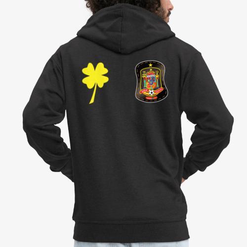 Trébol de la suerte CEsp - Chaqueta con capucha premium hombre