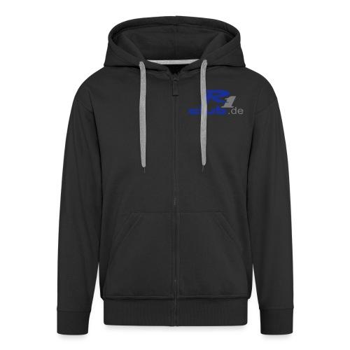 r1club kl blau - Männer Premium Kapuzenjacke