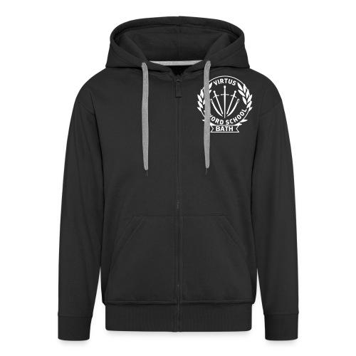BATH - Men's Premium Hooded Jacket