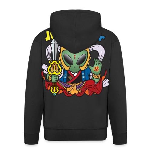 Parvati Man by Catana.jp - Men's Premium Hooded Jacket
