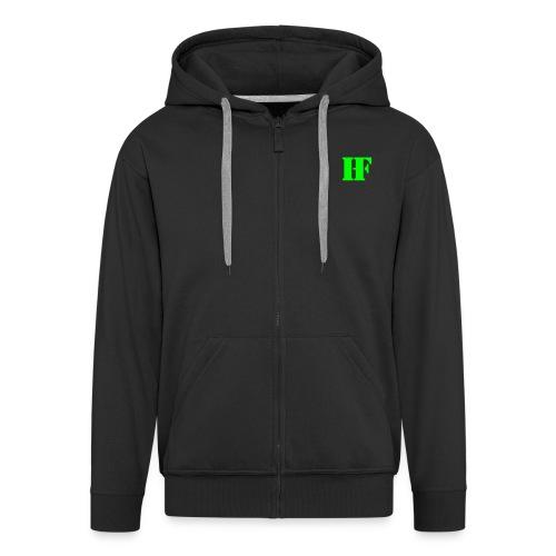 logo_HF - Veste à capuche Premium Homme