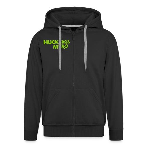 huckbros nitro_1 Farbig - Männer Premium Kapuzenjacke