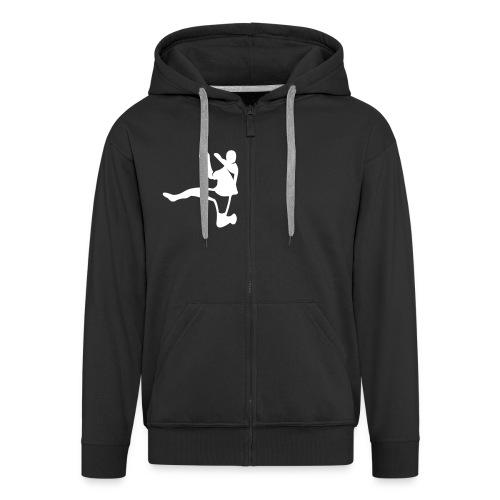 Handballer - Männer Premium Kapuzenjacke