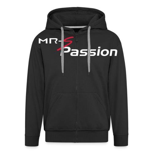 mrs passion - Veste à capuche Premium Homme