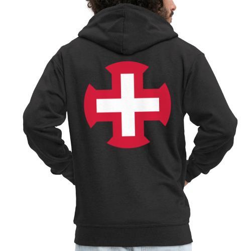 Croix du Portugal - Veste à capuche Premium Homme