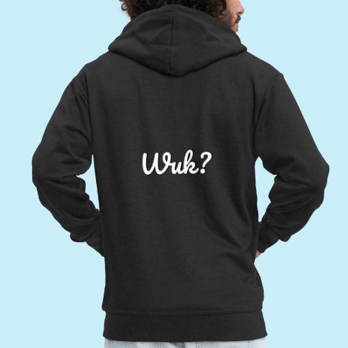 Wuk? - Veste à capuche Premium Homme