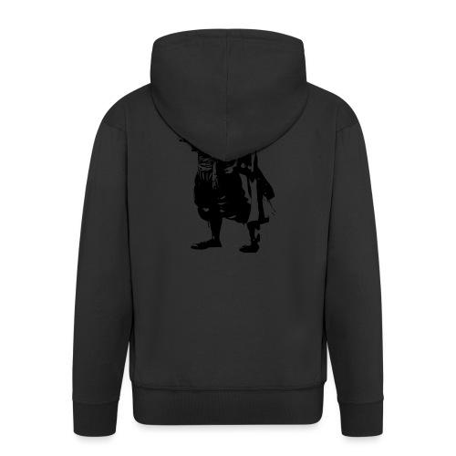 Ottoman Soldier - Männer Premium Kapuzenjacke
