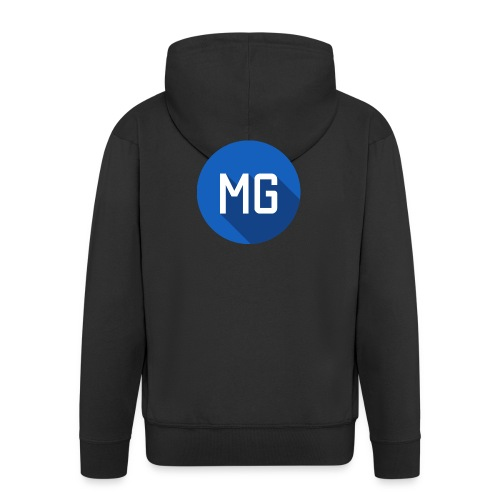 MG Clan Logo - Männer Premium Kapuzenjacke