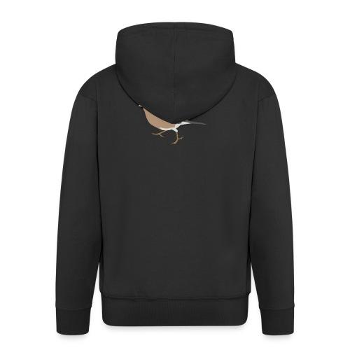 Pinson logo - Veste à capuche Premium Homme