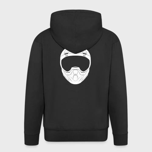 CSJG CBR Emblem - Men's Premium Hooded Jacket
