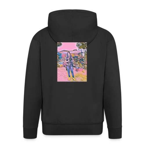 238745309072202 - Men's Premium Hooded Jacket