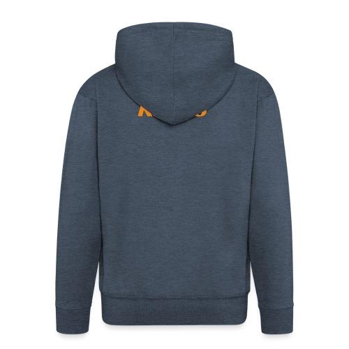 Runbo brand design - Men's Premium Hooded Jacket