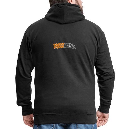 Tressmania Logo 01 - Men's Premium Hooded Jacket