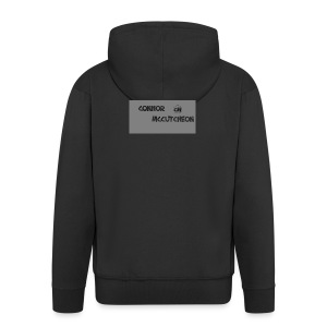 Connor McCutcheon Logo - Men's Premium Hooded Jacket