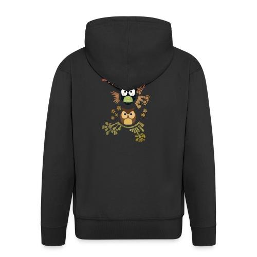 Good Wise Owls - Männer Premium Kapuzenjacke