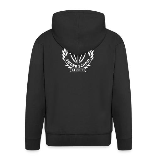 Virtus Cardiff - Men's Premium Hooded Jacket