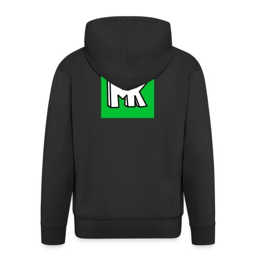 MK - Mannenjack Premium met capuchon