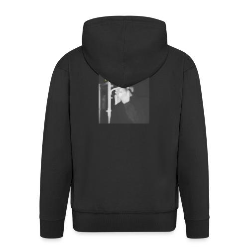Uplate Digest Merchandise - Men's Premium Hooded Jacket