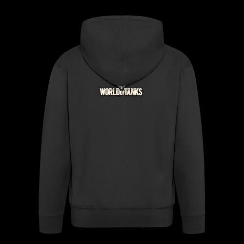 WoT Winter Edition - Männer Premium Kapuzenjacke